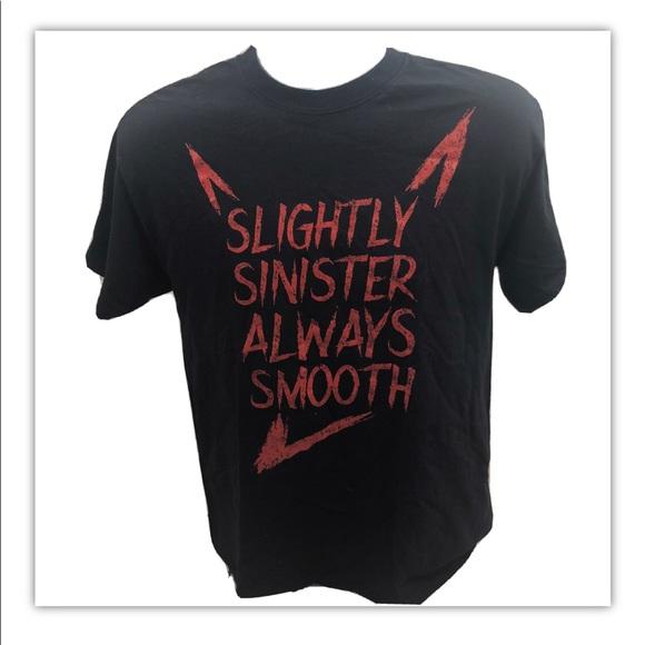 Jim Beam Devils Cult T shirt men's medium